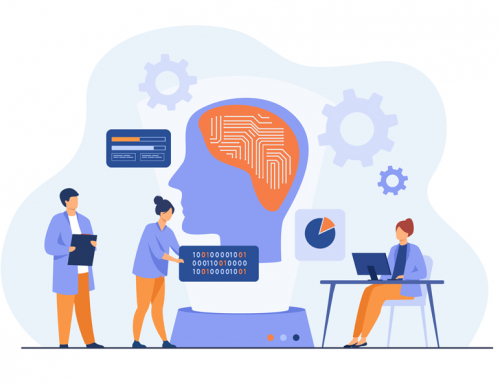 Artificial intelligence in the online shop